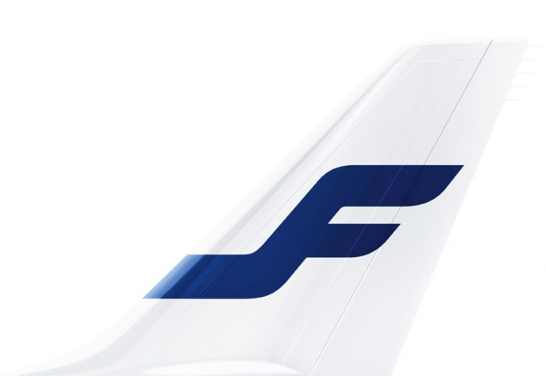 Finnair tail