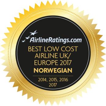 bestlowcostairlineukeurope2017-norwegian