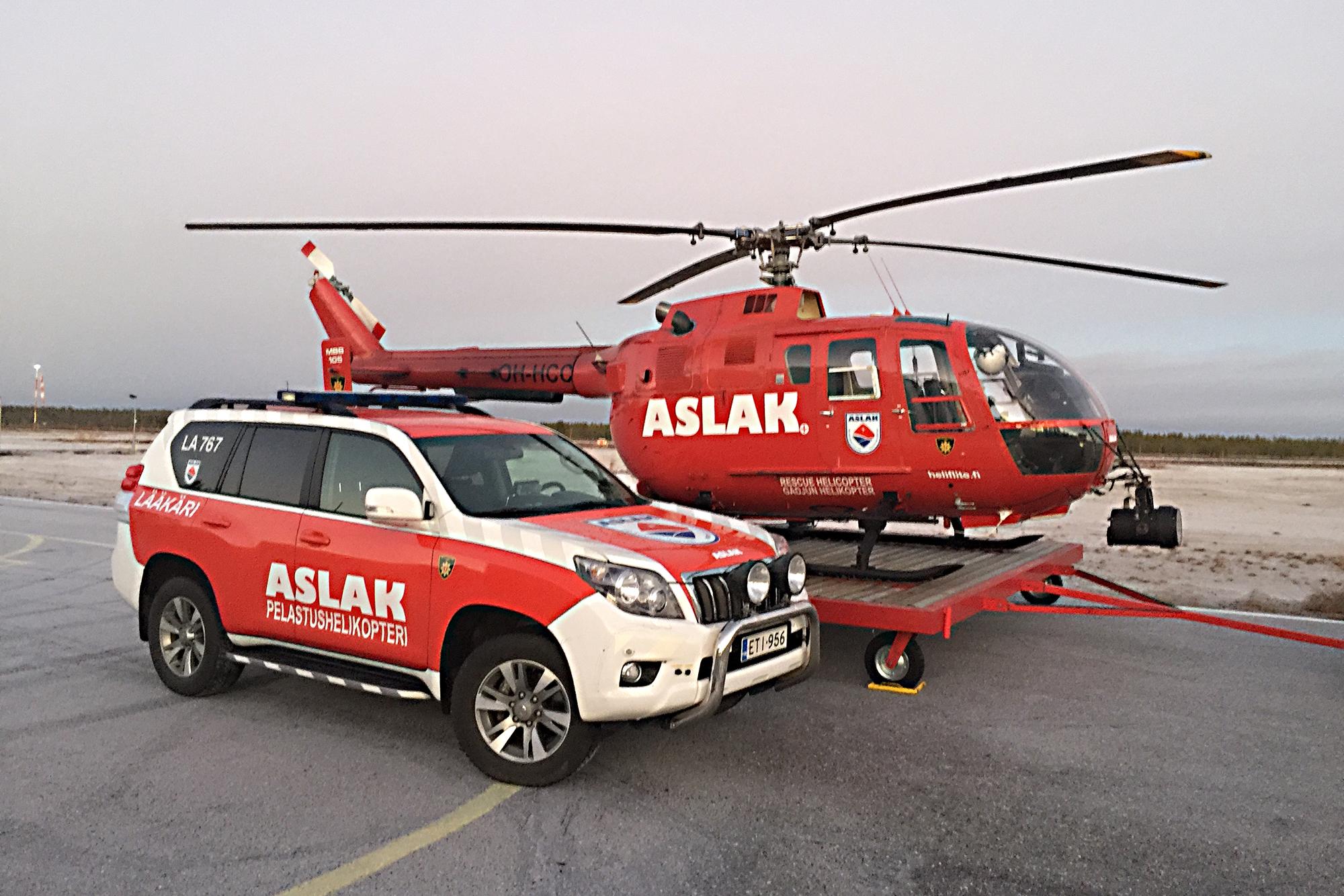 Pelastushelikopteri