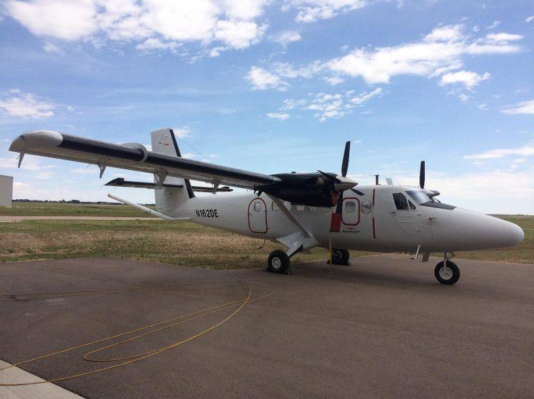 twin-otter-dhc-6-lentokoneen-mittalaitteisto-mittaa-maan-painovoimakentan-muutoksia.-kuva-c-abi-holdings-limited.