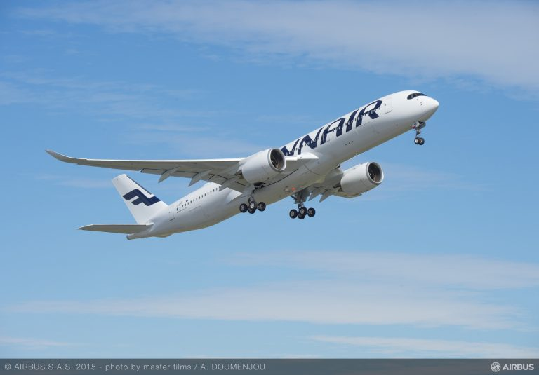 Finnair A350 XWB Test Flight Takeoff 02_49