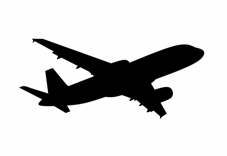 airplane-silhouette